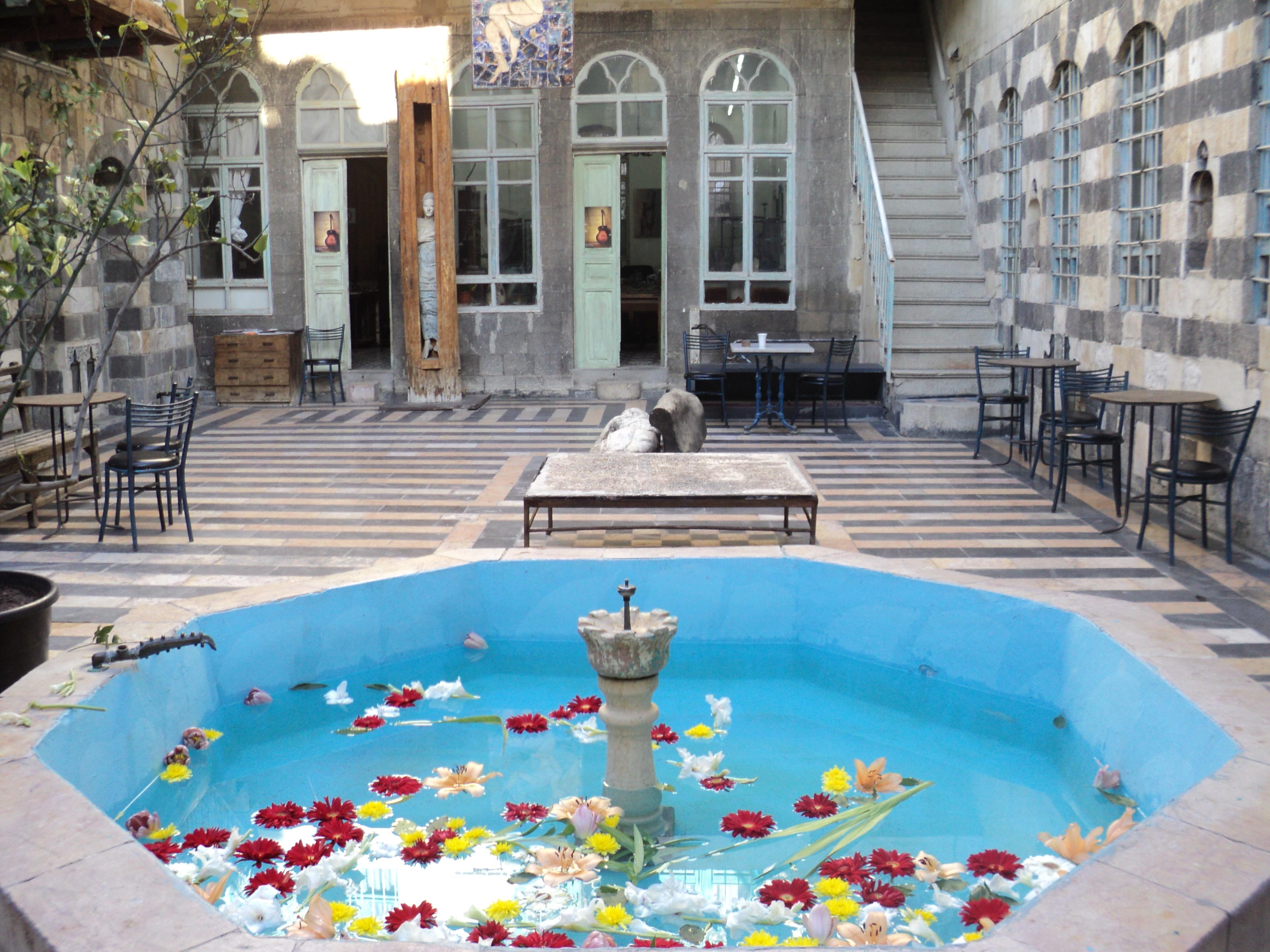 Mustafa Ali's Gallery, Damascus